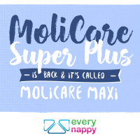MoliCare Maxi - MoliCare Super Plus Is Back and It's Called MoliCare Maxi