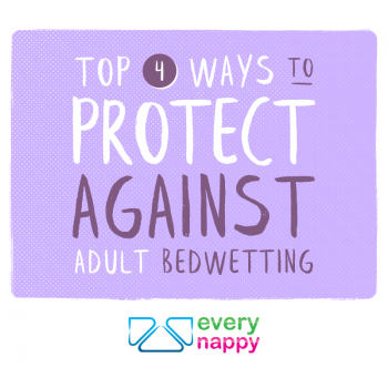 Top 4 Ways to Protect Against Adult Bedwetting