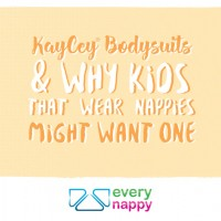 KayCey® Bodysuits & Why Kids That Wear Nappies Might Want One