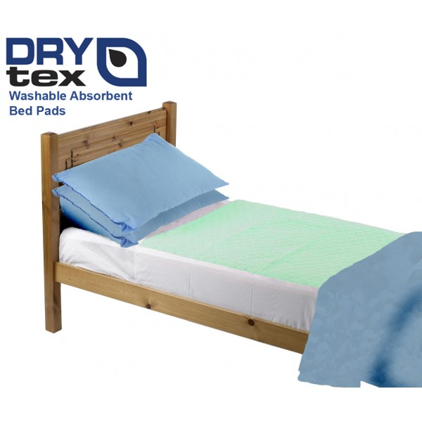 DRYtex® Bed Pads | All Sizes | With or Without Wings