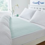 Goodnight® Bed Pads |Green | All Sizes | With or Without Wings