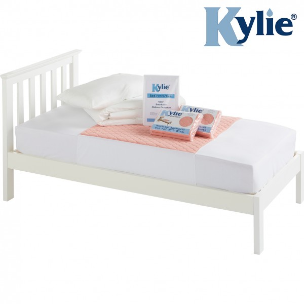Kylie® Total Bedding Protection Bundle