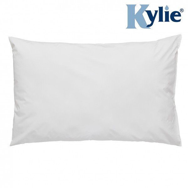 Kylie Waterproof Pillow | Fully Waterproof PU | Wipe Clean