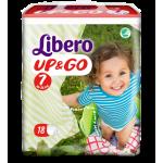 Size 7 Pull-Ups | Libero Up&Go (16kg - 26kg)