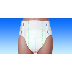 MoliCare® Comfort Plastic Backed Adult Nappies