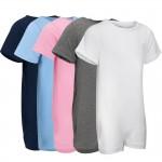 KayCey® Bodysuit | Short Sleeve | Available With Tube Access
