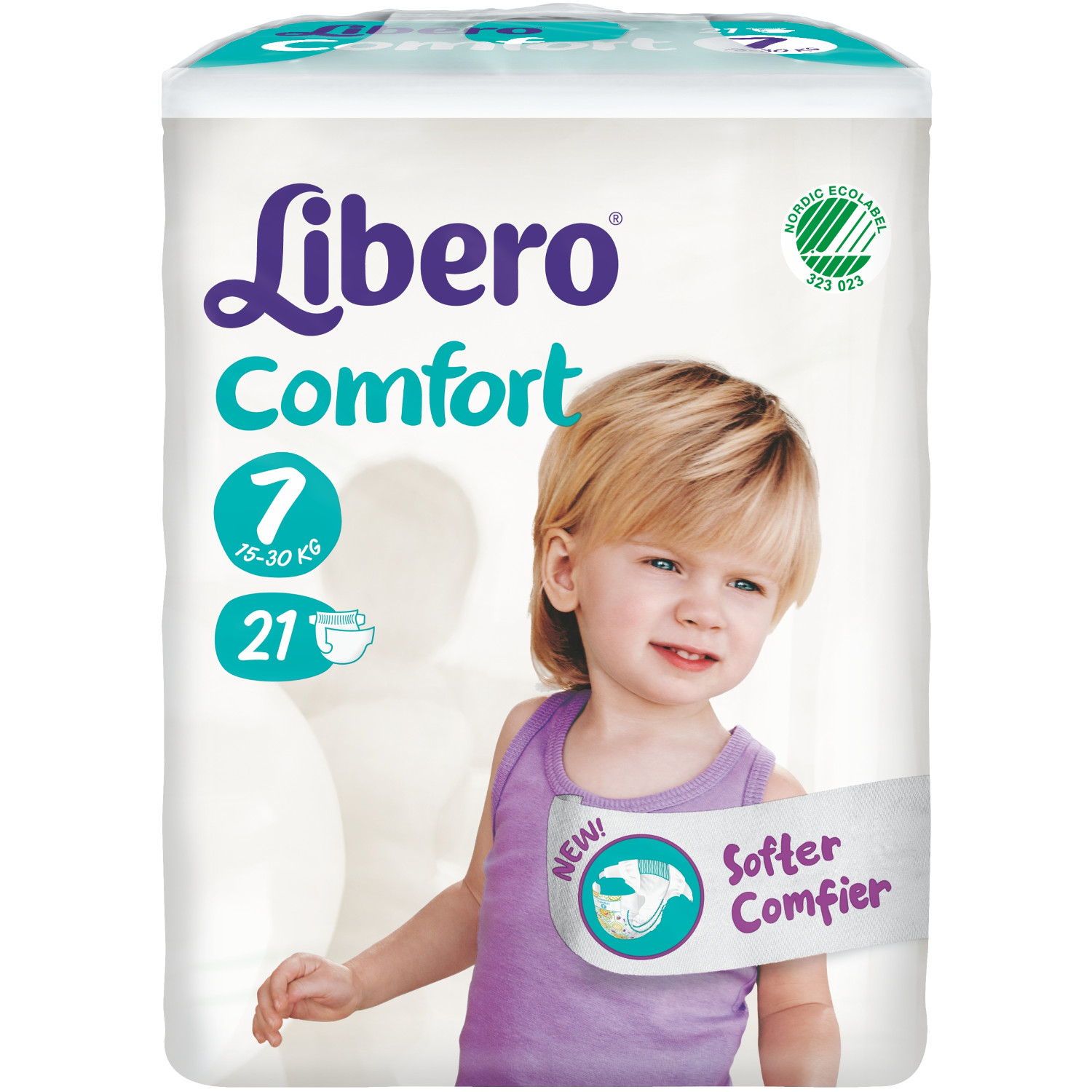 Buy Libero Size 7 Nappies