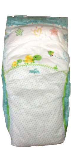 Pampers Size 6+ Nappies for Older Kids
