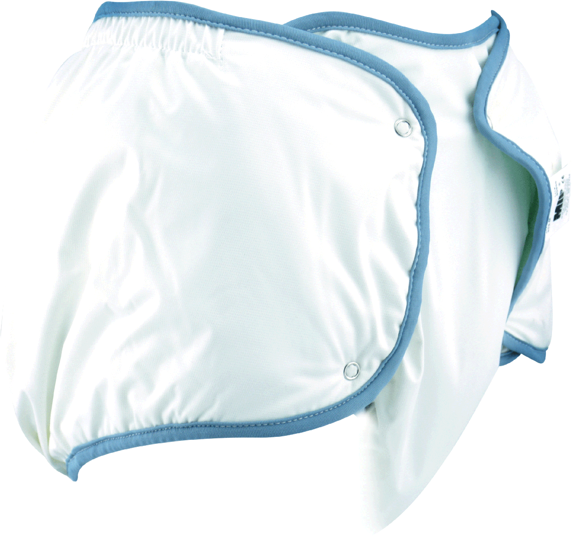 Washable Nappy Side Front